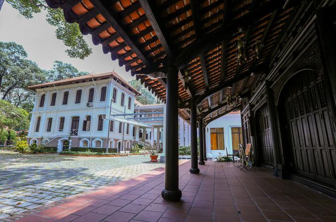 Nhà cổ nhất Sài Gòn từng là nơi ở của giám mục Bá Đa Lộc (Pigneau de Behaine) - 2