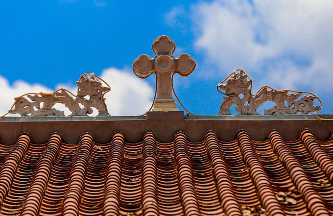 Nhà cổ nhất Sài Gòn từng là nơi ở của giám mục Bá Đa Lộc (Pigneau de Behaine) - 10