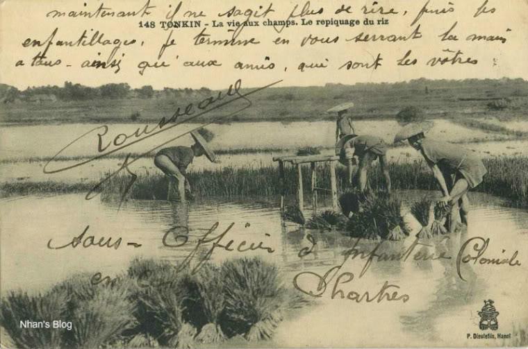 Đời sống nhà nông thời xưa - 35