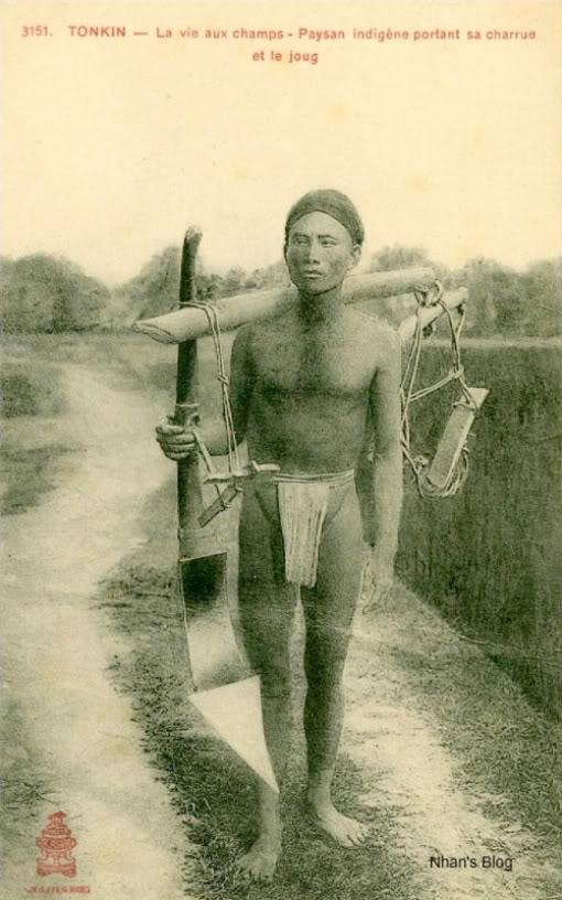 Đời sống nhà nông thời xưa - 1