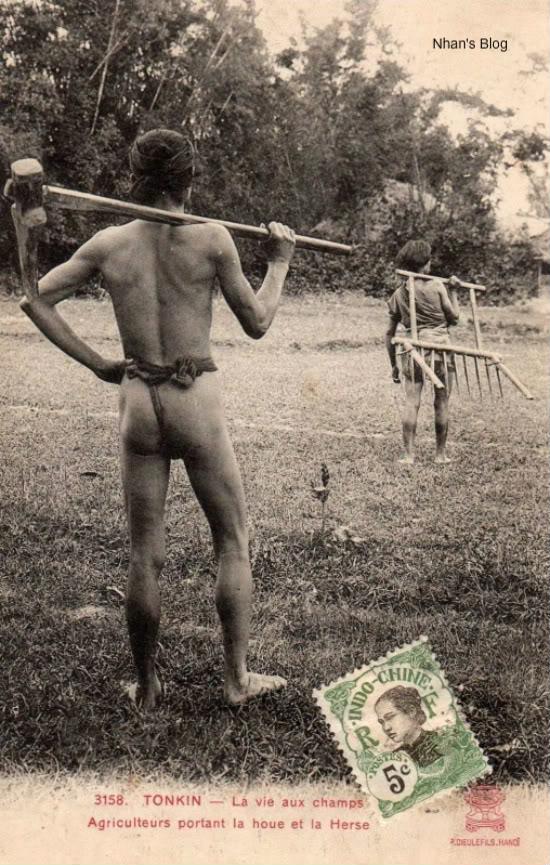 Đời sống nhà nông thời xưa - 3