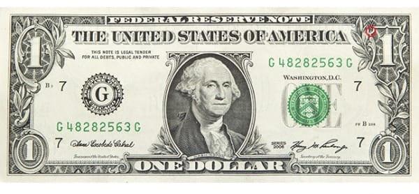 Giải mã bí ẩn các biểu tượng trên tờ 1 đôla Mỹ - 1