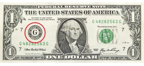 Giải mã bí ẩn các biểu tượng trên tờ 1 đôla Mỹ - 2