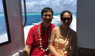 Mùa hè ở Tahiti - 10