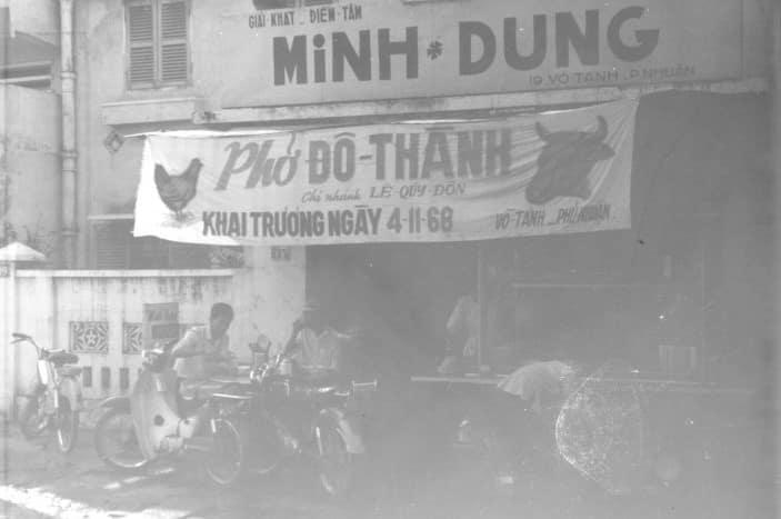 Tản mạn về phở Sài Gòn - 2