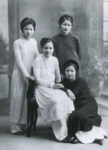 Con gái Hà Nội xưa dưới góc nhìn của một người con Sài Gòn - 4