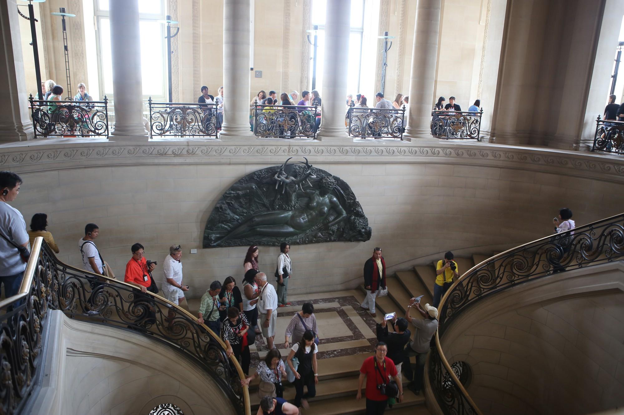 Những điều thú vị về bảo tàng Louvre - 23