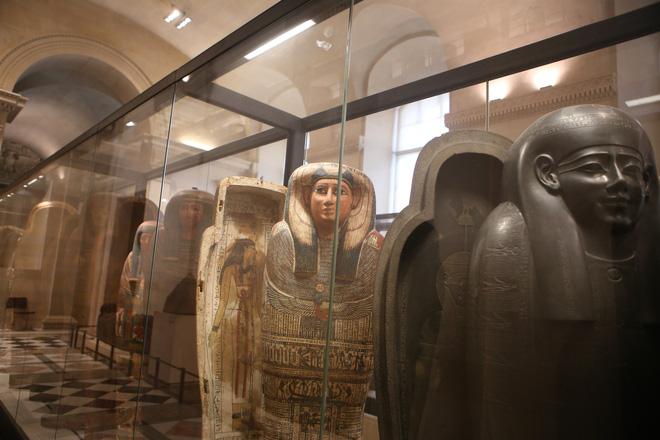 Những điều thú vị về bảo tàng Louvre - 14