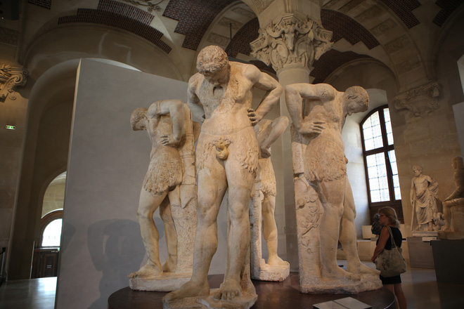Những điều thú vị về bảo tàng Louvre - 7