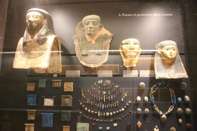 Những điều thú vị về bảo tàng Louvre - 19