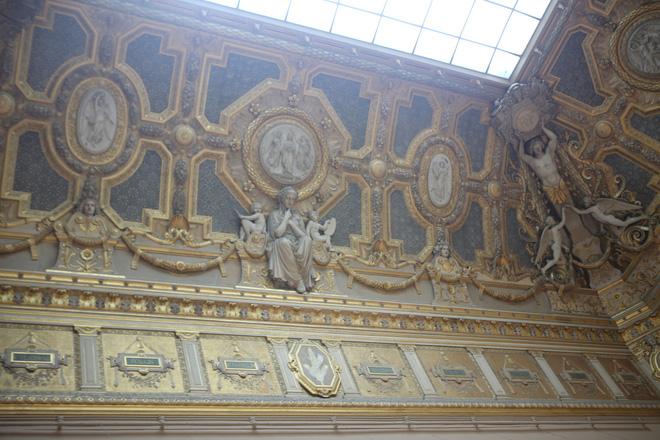 Những điều thú vị về bảo tàng Louvre - 6