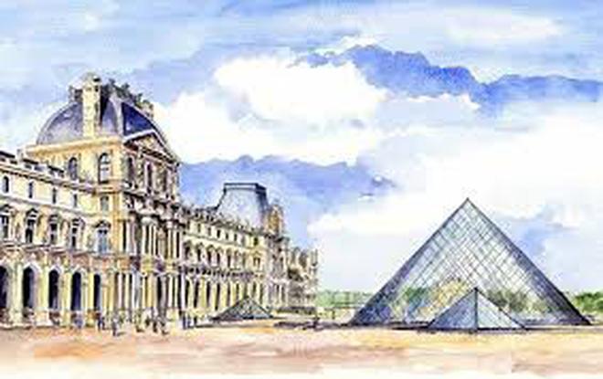 Những điều thú vị về bảo tàng Louvre - 21
