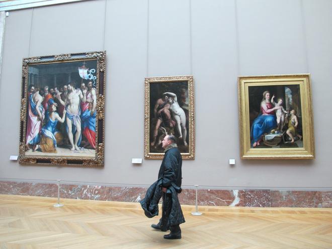 Những điều thú vị về bảo tàng Louvre - 13