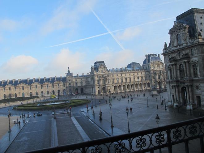 Những điều thú vị về bảo tàng Louvre - 1