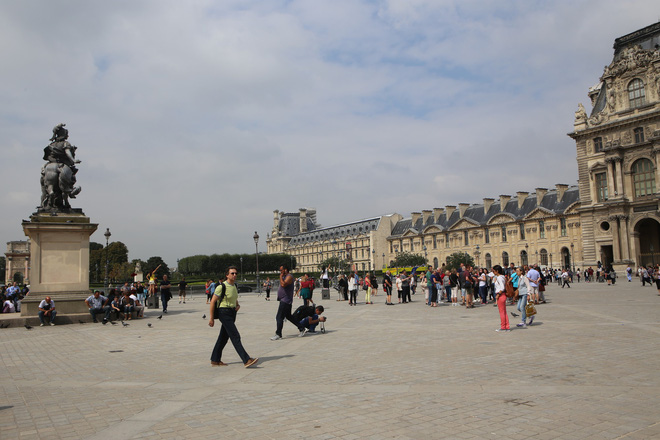 Những điều thú vị về bảo tàng Louvre - 2