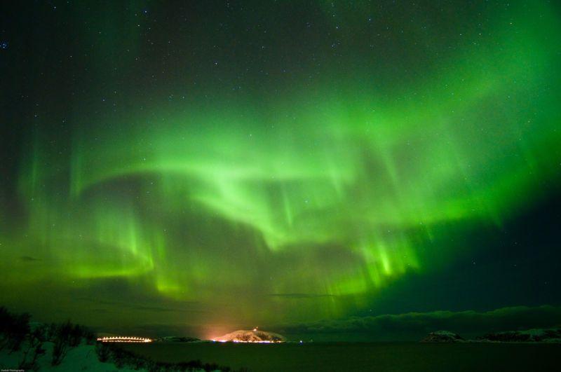 Gió trời và hiện tượng ánh sáng phương Bắc - 1