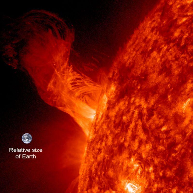 Gió trời và hiện tượng ánh sáng phương Bắc - 2