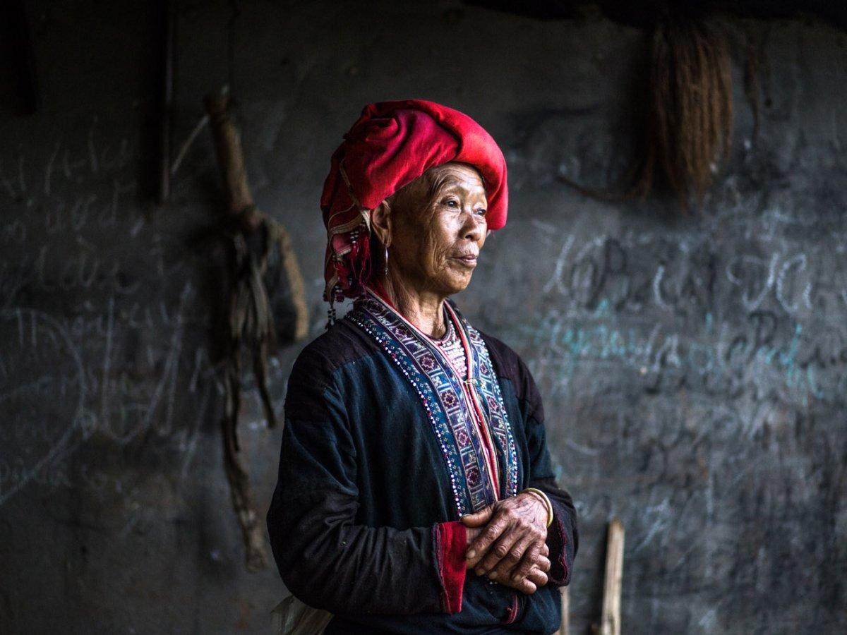 Chân dung các dân tộc Việt Nam qua lăng kính nhiếp ảnh gia người Pháp - 22