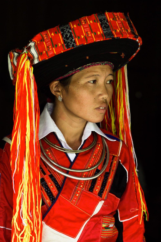Chân dung các dân tộc Việt Nam qua lăng kính nhiếp ảnh gia người Pháp - 13