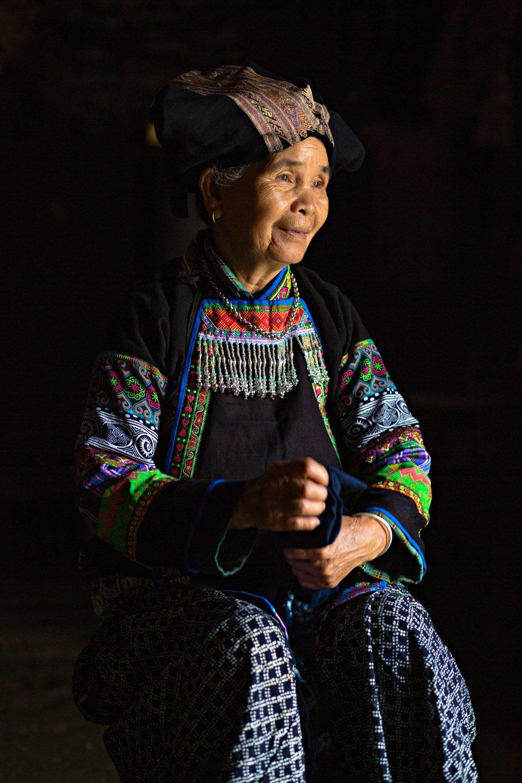 Chân dung các dân tộc Việt Nam qua lăng kính nhiếp ảnh gia người Pháp - 8