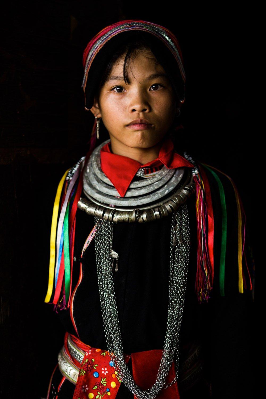 Chân dung các dân tộc Việt Nam qua lăng kính nhiếp ảnh gia người Pháp - 20