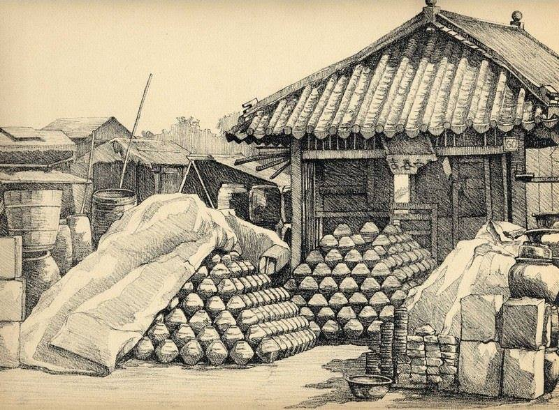 Chiêm ngưỡng bộ tranh vẽ cuộc sống người Việt vào thập niên 1930 - 34