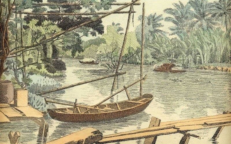 Chiêm ngưỡng bộ tranh vẽ cuộc sống người Việt vào thập niên 1930 - 13