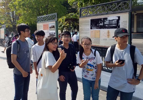 Ấn tượng về kiến trúc Pháp trên phố đi bộ Nguyễn Huệ - 4