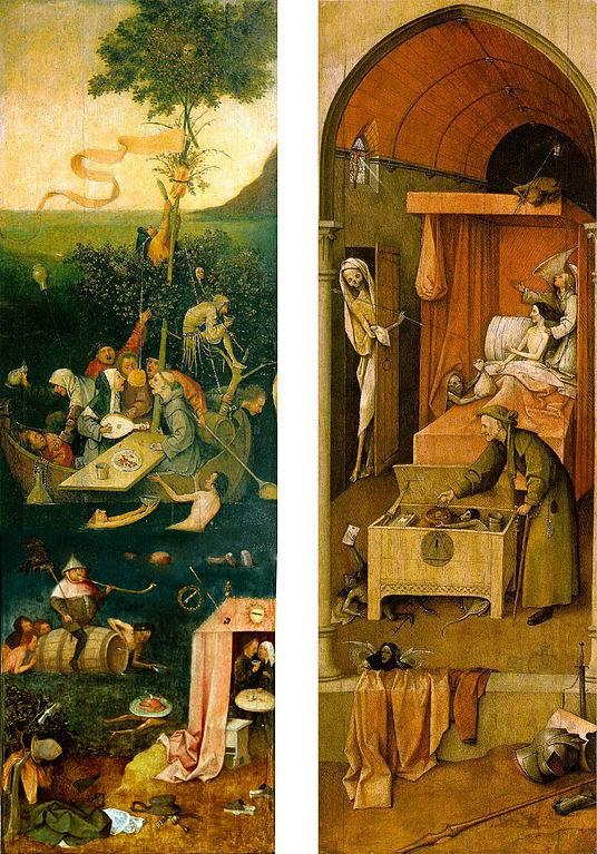 """Ngụ ngôn đạo đức trong bức """"Thần chết và kẻ bủn xỉn"""" - 2"""