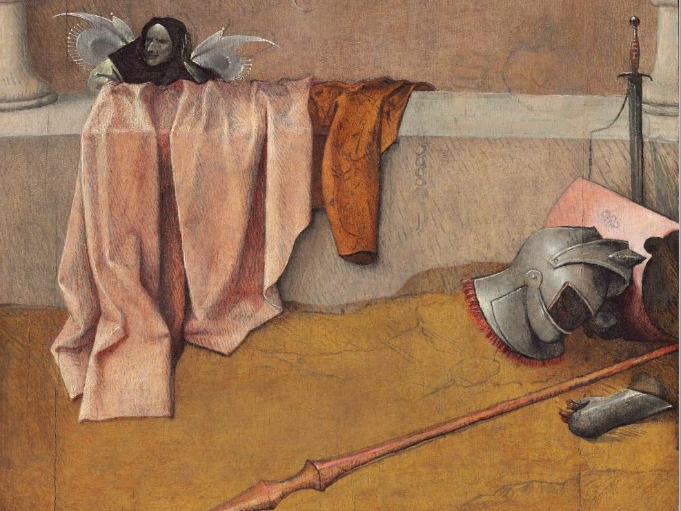 """Ngụ ngôn đạo đức trong bức """"Thần chết và kẻ bủn xỉn"""" - 5"""