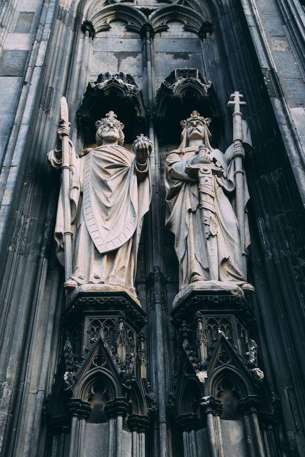 Nhà thờ kiến trúc Gothic đẹp nhất châu Âu - 5