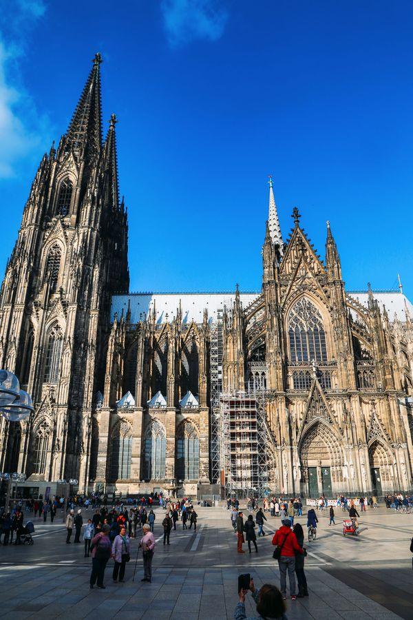 Nhà thờ kiến trúc Gothic đẹp nhất châu Âu - 2