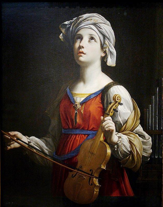 Vị Thánh nữ âm nhạc có di thể bất hoại - 7