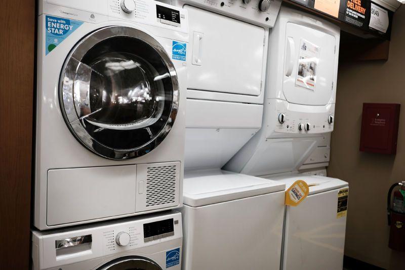 Máy giặt và máy sấy hoạt động ra sao - 1