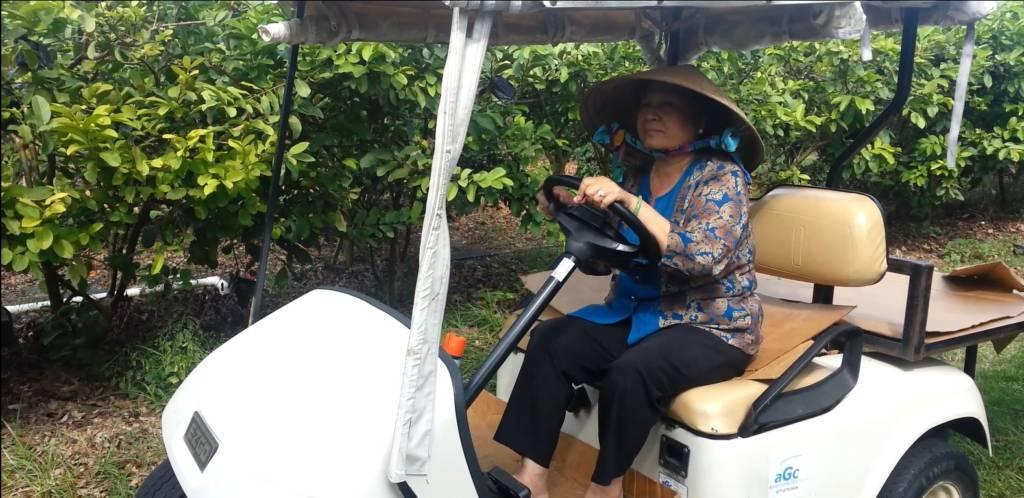 Nông dân Việt làm giàu bằng trái cây Việt tại Mỹ - 4
