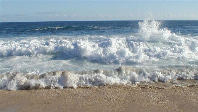 Vì sao biển thường có màu xanh? - 2