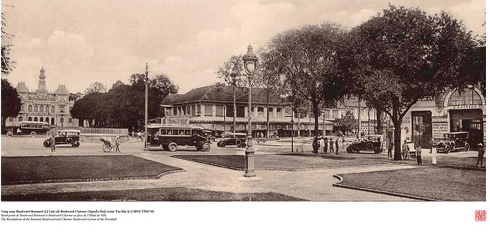 Đến Đường sách xem bản đồ và hình ảnh Sài Gòn xưa - 8