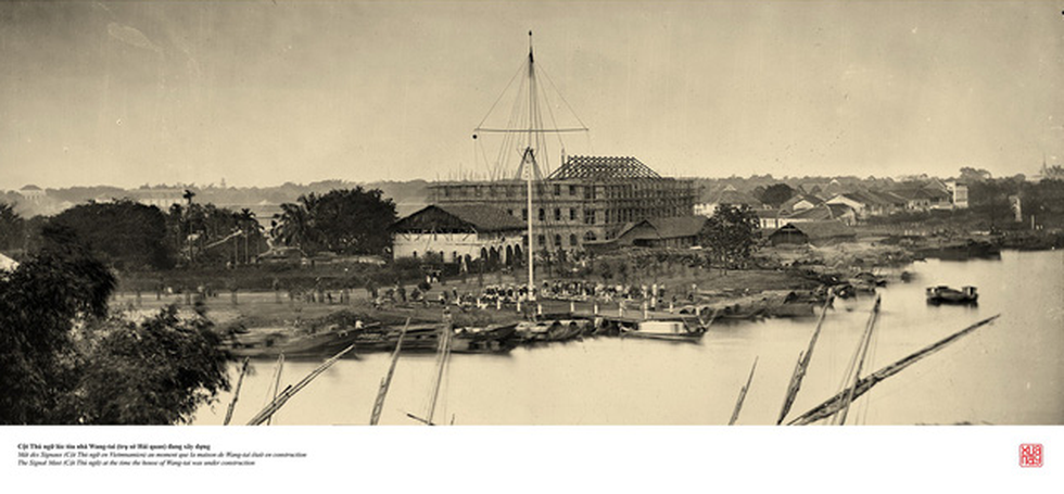 Đến Đường sách xem bản đồ và hình ảnh Sài Gòn xưa - 16