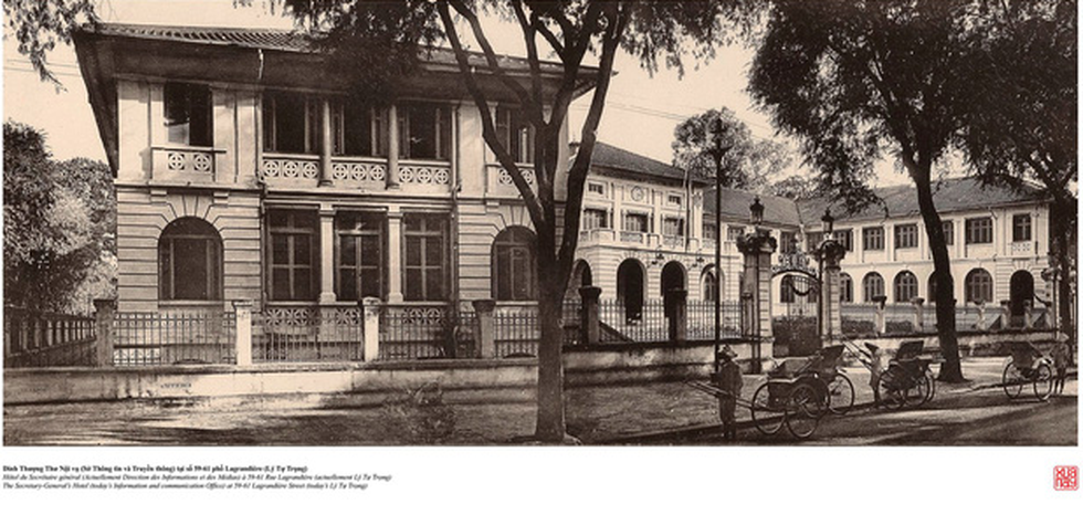 Đến Đường sách xem bản đồ và hình ảnh Sài Gòn xưa - 12