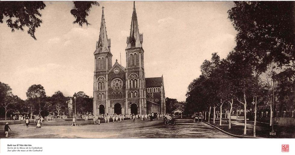 Đến Đường sách xem bản đồ và hình ảnh Sài Gòn xưa - 9