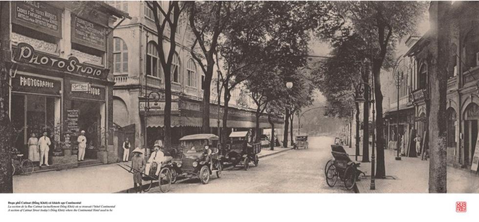 Đến Đường sách xem bản đồ và hình ảnh Sài Gòn xưa - 10