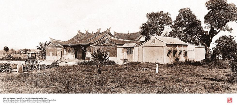 Đến Đường sách xem bản đồ và hình ảnh Sài Gòn xưa - 15