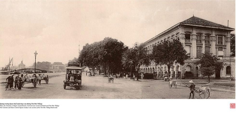 Đến Đường sách xem bản đồ và hình ảnh Sài Gòn xưa - 7