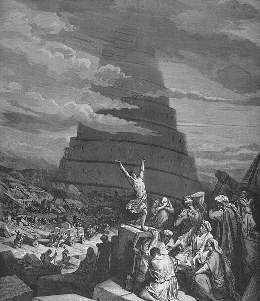 Tháp Babel của người Babylon và vọng tưởng chạm tới thiên đàng - 3