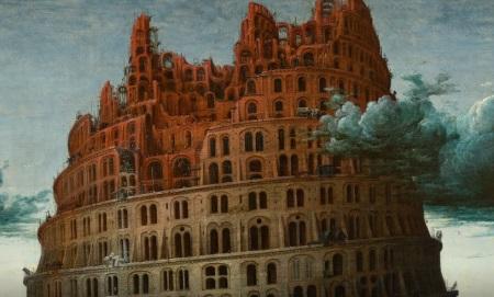 Tháp Babel của người Babylon và vọng tưởng chạm tới thiên đàng - 11