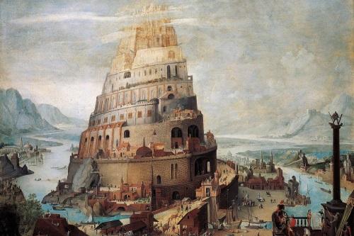 Tháp Babel của người Babylon và vọng tưởng chạm tới thiên đàng - 1