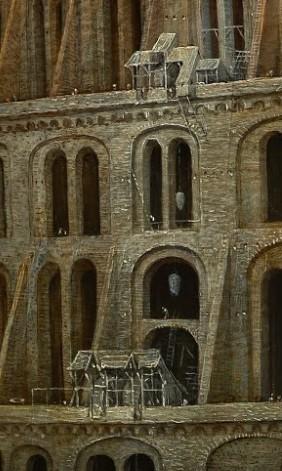 Tháp Babel của người Babylon và vọng tưởng chạm tới thiên đàng - 9