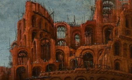 Tháp Babel của người Babylon và vọng tưởng chạm tới thiên đàng - 13