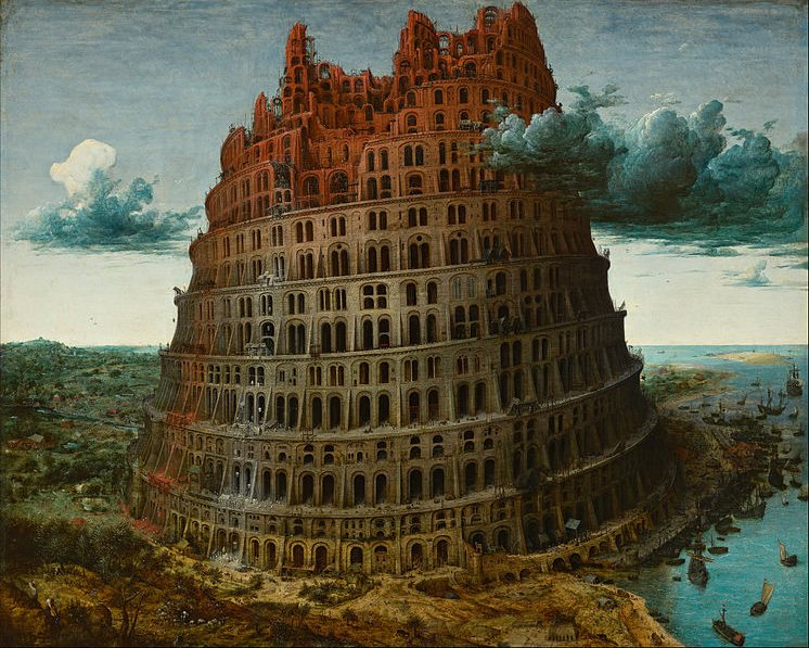 Tháp Babel của người Babylon và vọng tưởng chạm tới thiên đàng - 5
