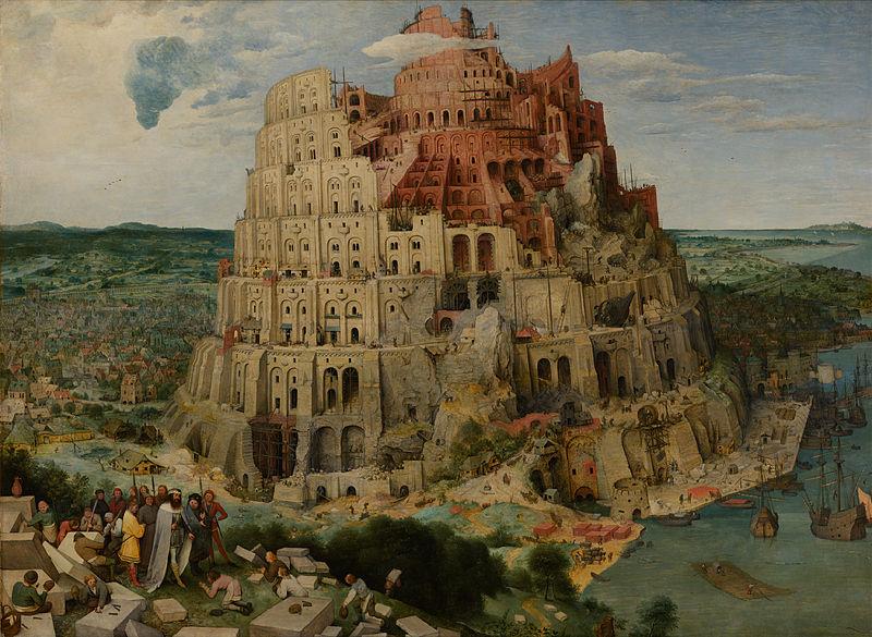 Tháp Babel của người Babylon và vọng tưởng chạm tới thiên đàng - 4